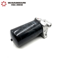 Cheap B222100000653 ME088762 Engine Oil Filter For SANY SY215 Excavator wholesale