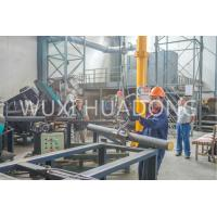 Cheap High Power Horizontal Continuous Casting Machine For Bronze Pipes Custom Made wholesale