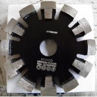 Cheap 120mm Tuck Point Diamond Blades For Abrasive Material HS Code 8202391000 wholesale