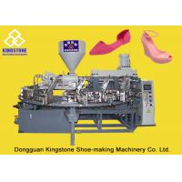Buy cheap Full Automatic Rotary Plastic Shoes Making Machine For Ladies High Heel Jelly Shoes from wholesalers