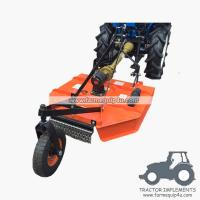 Cheap 3.5RCM - 3Point Tractor Mounted Rotary Cut Mower with PTO shaft driven CE Approved wholesale
