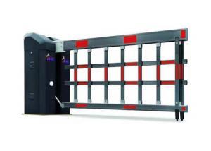Cheap Aluminum Arm 250W IP44 6m Boom Automatic Barrier Gate wholesale