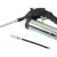 Cheap 400g Air Operated Grease Gun For Single Shot , 60 - 15PSI Input Air Pressure wholesale