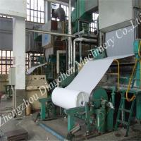 Cheap 2400mm high speed toilet paper roll machine wholesale