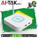 Cheap Wholelife Brazilian HTV Internet TV Streaming Box Android 7.1 Rockchip RK3229 wholesale