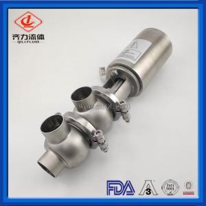 Cheap Butt Welded Direct Reversing Valve DN25 - DN100 Strong Fluid Capacity wholesale
