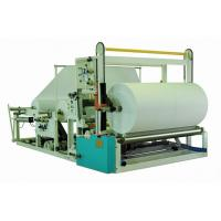 Cheap The jumbo roll paper rewinding cutting machine/Roll Toilet tissue making machine /toilet paper production machine wholesale