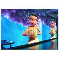 Cheap HD P3.9 LED Video Walls for Stage Background 1080P High Color Contrast wholesale