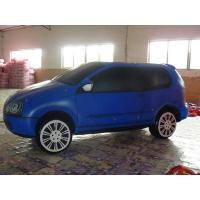 Cheap Customized Advertising Inflatable Product Replica / Inflatable Car Model wholesale