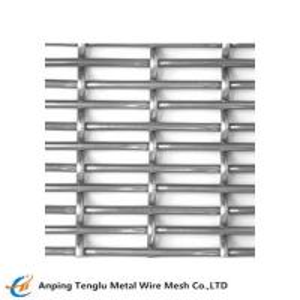 Cheap Stainless Steel Decorative Mesh Warp Bar Diameter: 3mm wholesale