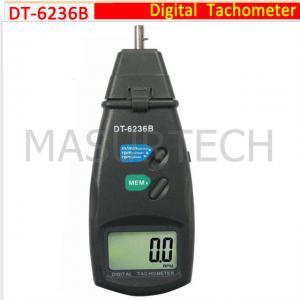 Cheap Portable Digital 2 in 1 LASER Sensor Photo & Contact Tachometer DT-6236B wholesale