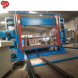 China QYPQ-1650 best price Horizontal PU  Foam cutting machine Block Foam Machine for Mattress on sale