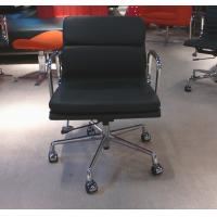 Cheap Mid Century Replica Modern Classic Office Chair With Footrest Swivel Function wholesale