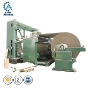 Cheap Production Line in Paper Automatic Toilet Paper Rewinding Machine wholesale