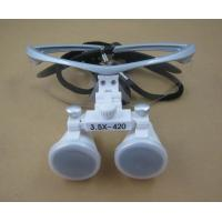 Cheap 3.5X420mm Dental Magnifier Surgical Medical Binocular Loupes Binocular Loupes Magnifier wholesale