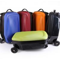 Cheap New design scooter suitcase luggage price wholesale
