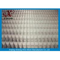China Stainless Steel Wire Mesh Fence  Panels For Building Corrosion Protection on sale