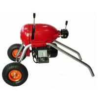 Cheap 120m 4 kw Sewer cleaning machine wholesale