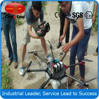 Cheap China coal Multi-Rotor Unmanned Aerial Vehicle(UAV) Drone For Agricultural Spraying wholesale