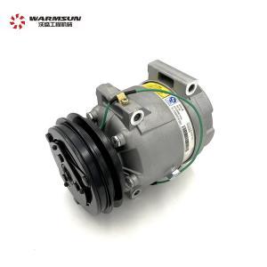 Cheap DC24V 5KW Electric AC Compressor 60035090 Excavator Air Conditioner wholesale