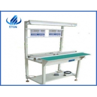 Buy cheap 9 M/ Min 7MM Belt PCB Conveyor Buffer For SMT Assembly Line from wholesalers