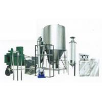 Cheap 153 Kw Industrial Spray Dryer With 100 Kg / H Water Evaporation Capacity wholesale