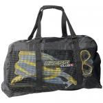 Transparent Custom Duffle Bags Fold Away Sport Tote Style 45 x 32 x 25 cm