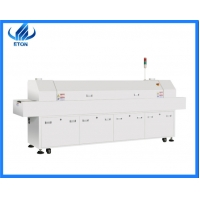 Cheap 0-1500mm/ Min PID 12KW SMT PCB Reflow Soldering Oven wholesale