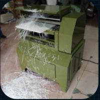 Cheap 640mm width plastic planing machine for PP, PE, nylon,Seesaw, used rubber sheet wholesale