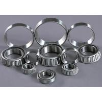 China Single - Row Or Double Row Hardened Taper Rolling Bearing High Carbon Chromium Steel on sale