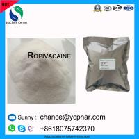 Cheap 99% Purity And Lower Price Anti-pain Topical Anesthetic Powder Ropivacaine CAS 84057-95-4 wholesale