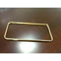 Cheap High Precision CNC Milling Mobile Phone Metal Frame Cover OEM & ODM wholesale