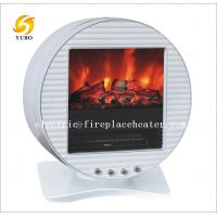 Cheap Protable ABS Log flame effect European Electric Fireplace 220V - 240V wholesale