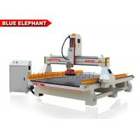 Cheap High Z Axis Cnc Router Wood Engraving Machine 3kw Water Cooling Spindle wholesale