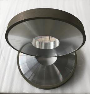 Cheap Flat CBN Grit Abrasive Resin Bond Grinding Wheel , 150mm Diamond Grit Grinding Wheel wholesale