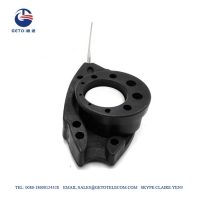 Buy cheap ISO 9001 2015 FTTH Suspension Fiber Drop Wire Clamp from wholesalers