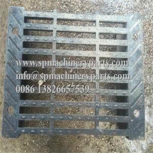 Cheap EN124 consumer-tested landscape designs decorative Ductile iron Cast Channel Grate make in china wholesale