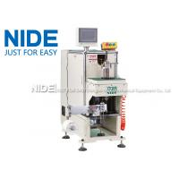 Cheap NIDE High Quality stator coil lacing machine with CNC control design and HIM program for sale