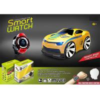 Remote Voice Controlled Toy Racing Cars With Watch Shaped Controller 3 Speed