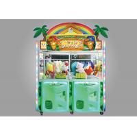 Cheap Scissors Man Arcade Claw Machine / 350W Kids Claw Machine With LED Lighting Effect wholesale