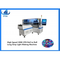Buy cheap HT-F9 6KW 200K CPH 68 Heads LED Strip Smt Assembly Machine from wholesalers