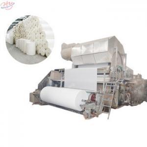 China 21*6*5m 2800mm 10 Ton Toilet Paper Making Machine on sale