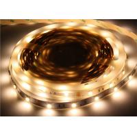Buy cheap CE / RoHs Water Proof SMD3528 SMD Flexible LED Strip Lights RGB IP65 from wholesalers