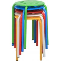Cheap Classroom Plastic Stacking Chairs For Kids Students Plastic Eco - Friendly wholesale