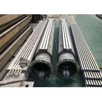 Buy cheap Long Strip Board Wet Suction Box Paper Machine Parts from wholesalers