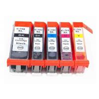 Cheap Generic Canon MG5670 MG6470 Computer Ink Cartridge PGI - 750 CLI - 751 Refilling wholesale