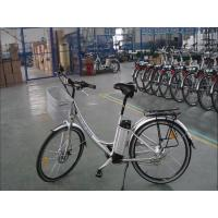 Cheap Zero Discharge Electric Powered Bicycles , Lithium Battery E-Bike wholesale