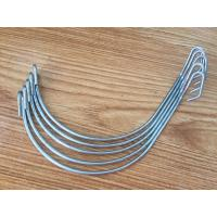 Cheap Hot Daip Galvanized Agricultural Anti Hail System Metal Fence Post Clips wholesale