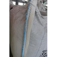 Cheap 1 Ton Conductive Big Bag Groundable For Anti - Static Pp Fabric , 5-1 Safety Factor wholesale