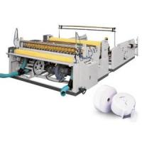 China Toilet Paper Slitting Machine on sale
